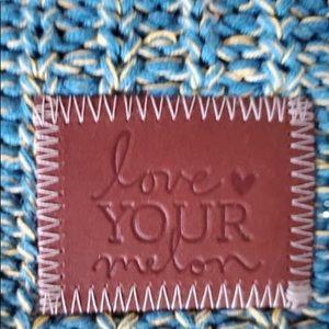 LOVE YOUR MELON BEANIE NWOT